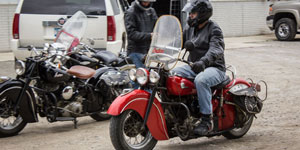 Check out these photos from the Heritage Ride our motorcycle development team took to better understand the Indian Motorcycle® riding experience after Polaris® acquired the legendary brand in 2011.