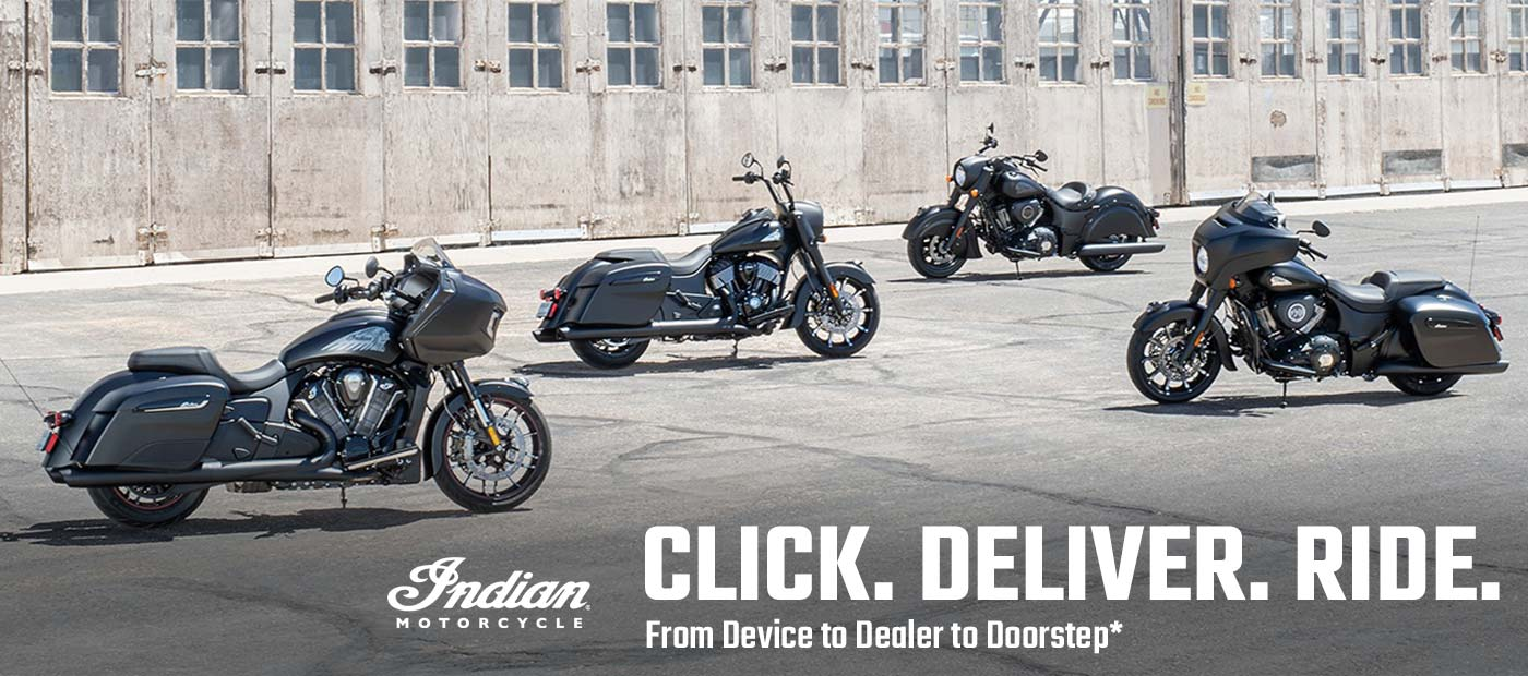 Click. Deliver. Ride